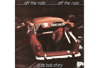 Little Bob Story - Off The Rails Plus Live In 78 [CD]