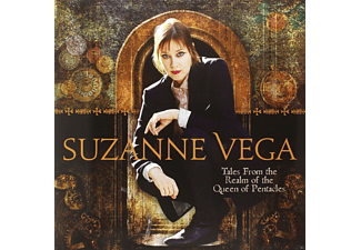 Suzanne Vega - Tales From The Realm Of The Queen Of Pentacles - (LP + Download)