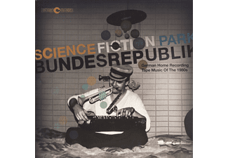 VARIOUS - Science Fiction Park Bundesrepublik - (Vinyl)