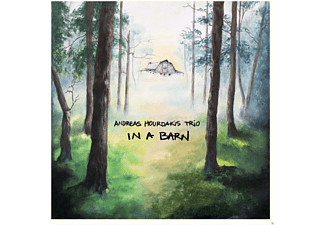 Andreas Trio Hourdakis - In A Barn - (CD)