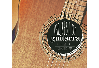 VARIOUS - The Best Of Guitarra Los Mejores Temas [CD]