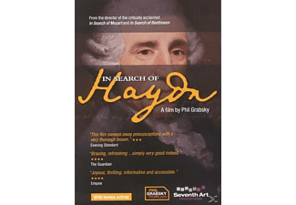 Phil Grabsky - In Search Of Haydn - (DVD)
