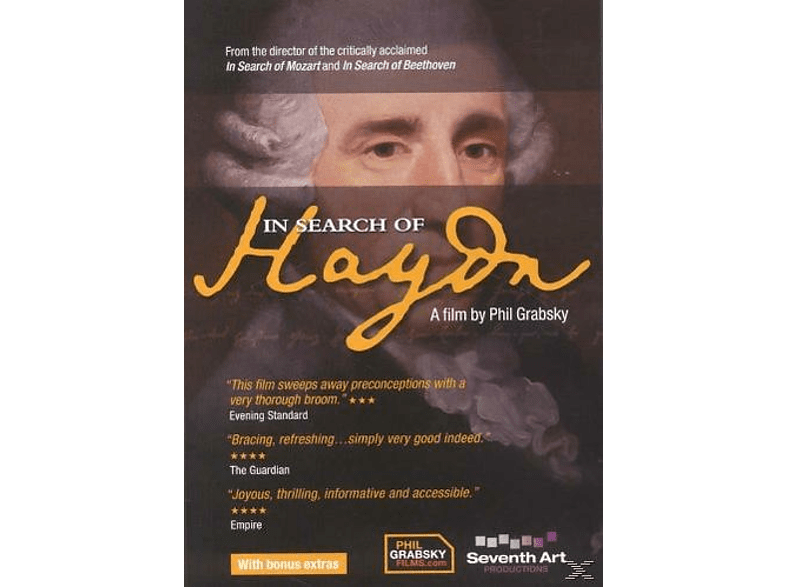 Phil Grabsky - In Search Of Haydn [DVD]