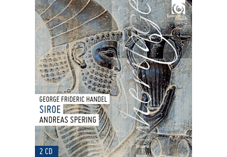Andreas Spering, VARIOUS - Siroe [CD]