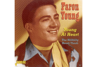 Faron Young - Young At Heart-The Hillbilly Heart-Throb - (CD)