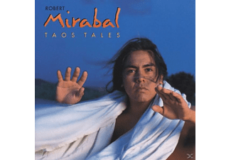 Robert Mirabal - Taos Tales - (CD)