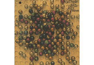Eje Thelin - Eje Thelin At The German Jazz Festival - (Vinyl)