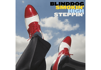 Blinddog Smokin' - High Steppin' [CD]