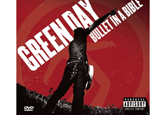 Green Day - Bullet In A Bible - (CD + DVD)