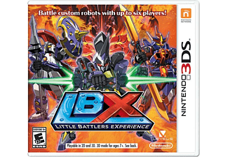 Little Battlers Experience NL 3DS