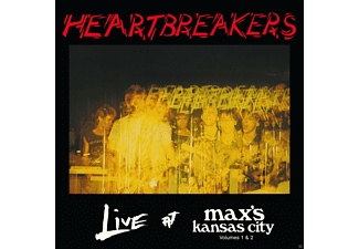 The Heartbreakers - Live At Max's Kansas City Vol.1 & 2 [CD]