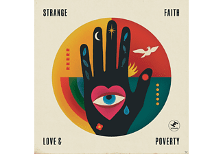 Strange Faith - Love And Poverty - (CD)