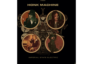 Imperial State Electric - Honk Machine (Ltd.Cd Box Edition) - (CD + Merchandising)