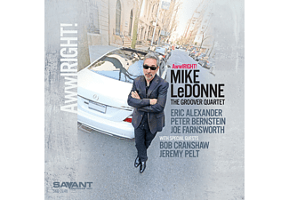 Mike Ledonne - Awwlright! - (CD)