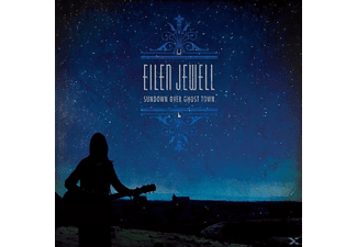Eilen Jewell - Sundown Over Ghost Town - (Vinyl)