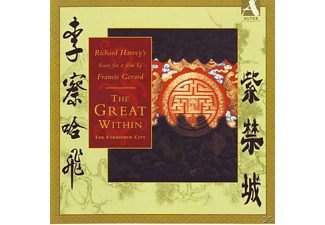Richard Harvey, OST/VARIOUS - The Great Within - (CD)