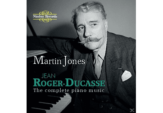 Martin Jones - Complete Piano Music [CD]