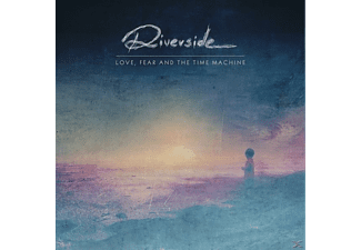 Riverside - Love, Fear And The Time Machine (2lp+Cd) - (Vinyl)