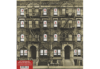 Led Zeppelin - Physical Graffiti LP