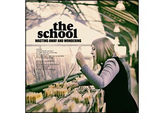 The School - Wasting Away And Wondering - (CD)