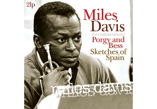 Miles Davis - Porgy And Bess/Sketches Of Spain - (Vinyl)