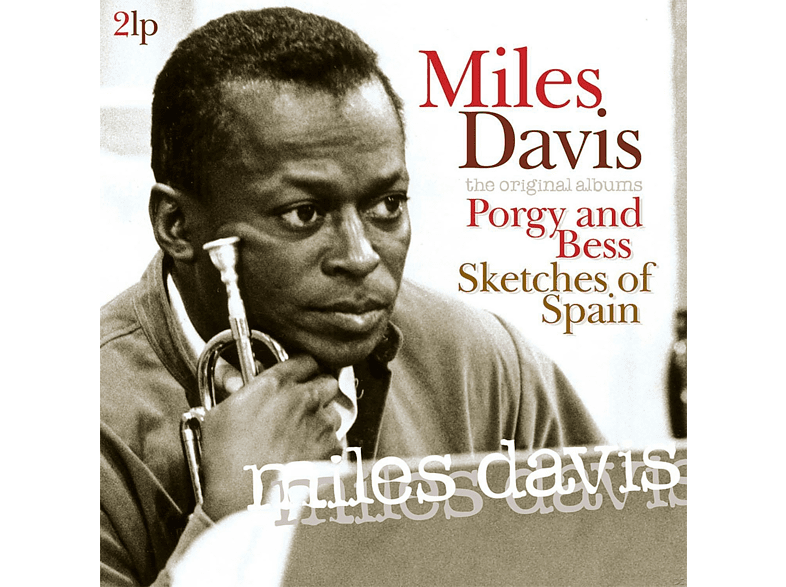 Miles Davis - Porgy And Bess/Sketches Of Spain [Vinyl]