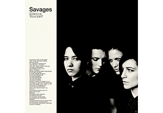 The Savages - Silence Yourself - (LP + Download)