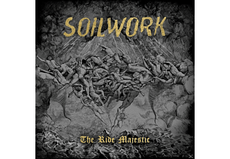 Soilwork - The Ride Majestic - (CD)