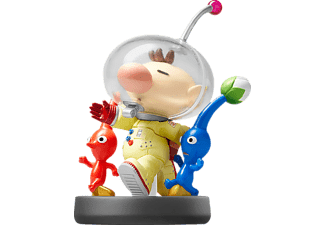 Amiibo - Olimar - Super Smash Bros