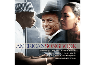 VARIOUS - American Songbook - (CD)