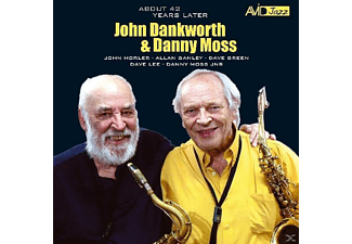 Dankworth, John & Moss, Danny - About 42 Years Later - (CD)