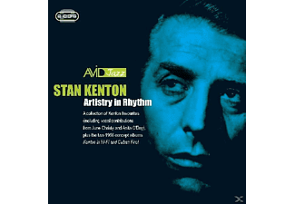 Stan Kenton - Artistry In Rhythm - (CD)