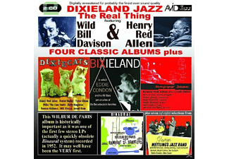 VARIOUS - Dixieland All Stars - (CD)