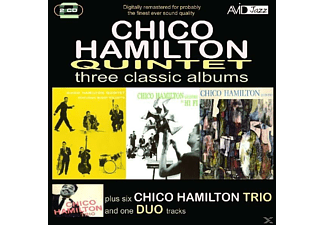 The Chico Hamilton Quintet - Chico Hamilton Quintet - (CD)