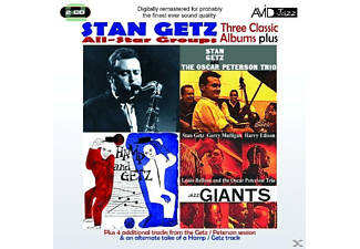 Stan Quartet Getz - Three Classic Albums Plus - (CD)