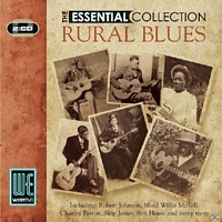 VARIOUS - Essential Collection-Rural Blues [CD]