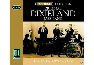 Original Dixiel Jazz B - The Essential Collection - (CD)