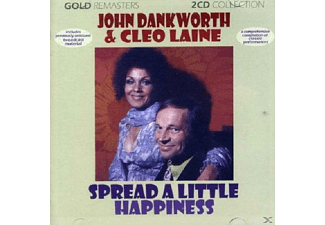 DANKWORTH JOHN/LAINE CLEO - Spread A Little Happiness - (CD)