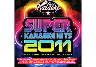 Karaoke - Super Karaoke Hits 2011 (Cd) - (CD)