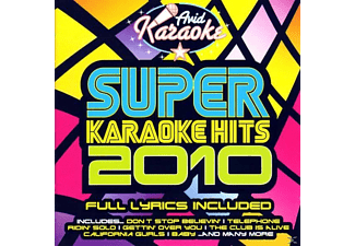 Karaoke - Super Karaoke Hits 2010 (Cd) - (CD)