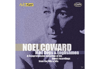 Noel Coward - Mad Dogs & Englishmen - (CD)
