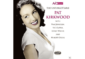 Pat Kirkwood - Unforgettable - (CD)