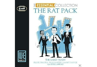 The Rat Pack - Essential Collection - (CD)