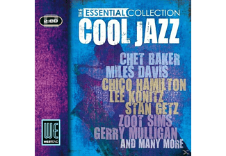 VARIOUS - Essential Collection-Cool Jazz - (CD)
