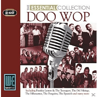 VARIOUS - Essential Collection-Doo Wop [CD]