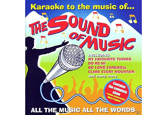 Karaoke - Karaoke To The Sound Of Music - (CD)