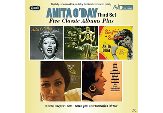 Anita O'Day - 5 Classic Albums Plus - (CD)