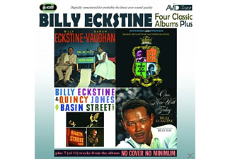Billy Eckstine - 4 Classic Albums Plus - (CD)