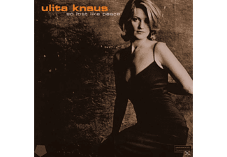 Ulita Knaus - So Lost Like Peace - (CD)