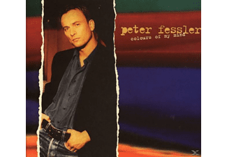 Peter Fessler - Colours Of My Mind - (CD)